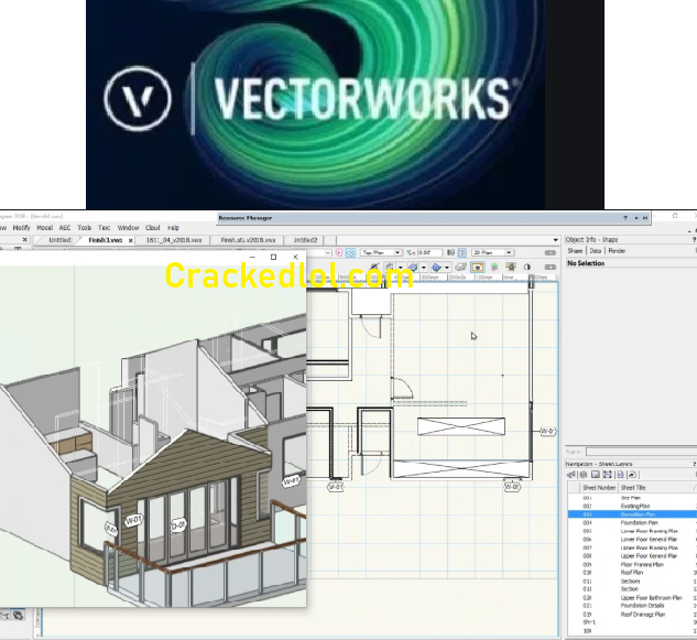 Vectorworks 2020 Crack With Serial Number Full Keygen Download