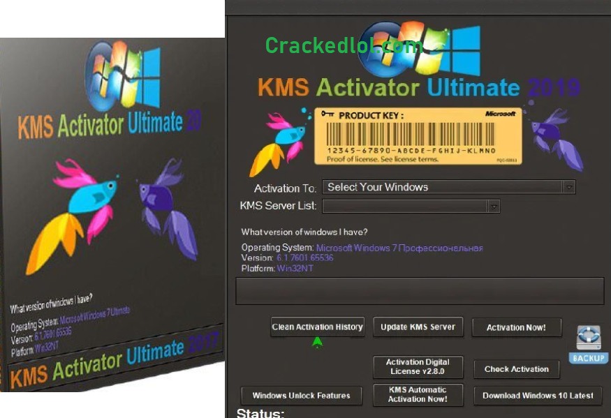 Windows KMS Activator Ultimate 5.1 Crack Downlod {Latest Version}