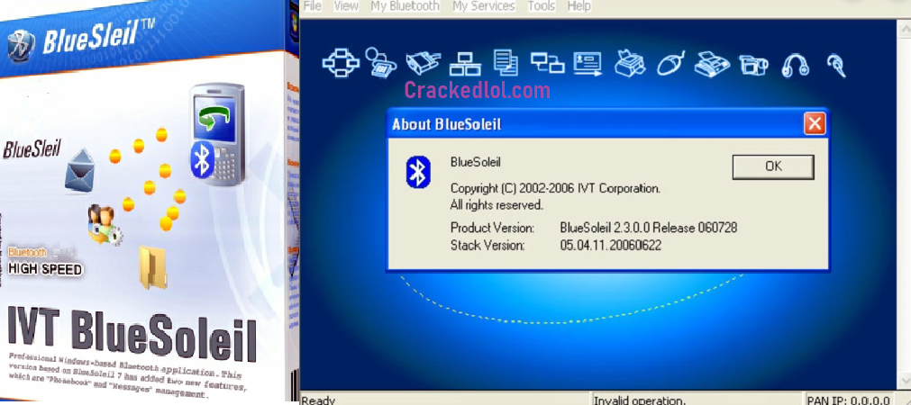 IVT BlueSoleil 10.0.497.0 Crack With Activation Keygen Full Download