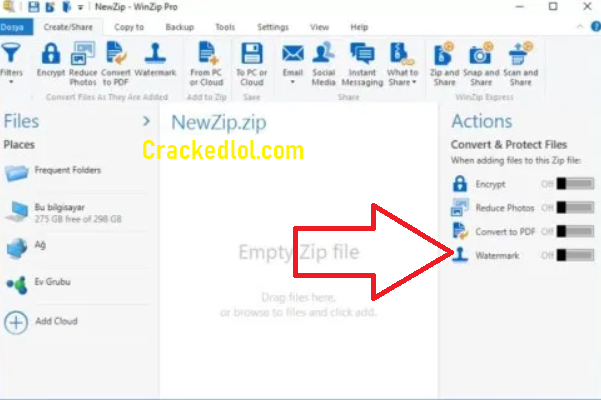 WinZip Pro Crack Download