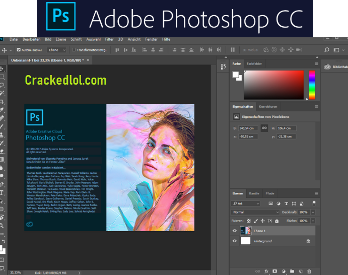 Adobe Photoshop CC Crack 2020 22.0.1.73 With Serial Keygen Get All Free