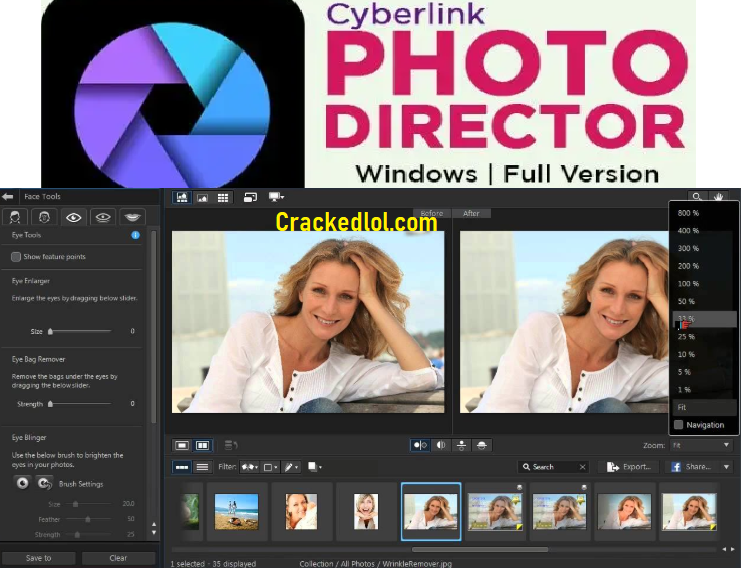 CyberLink PhotoDirector Ultra 12.0.2228.0 Crack With Activation Key Is Here