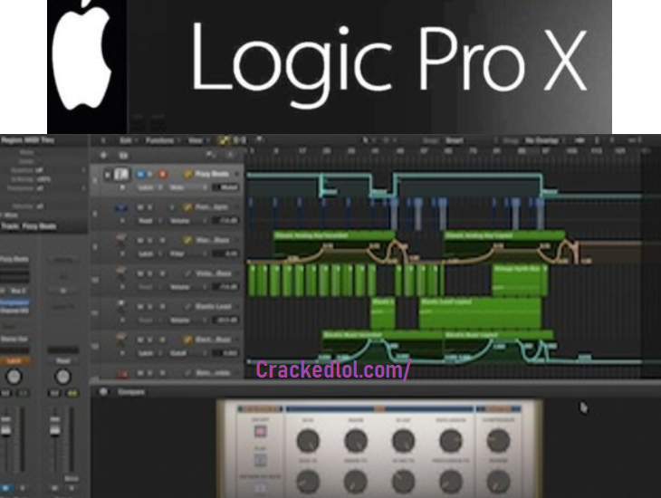 Logic Pro X Crack 10.6.1 With Torrent Latest 2021 For [Win/Mac]