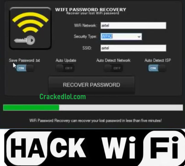 WiFi Hacker Pro Crack + Activation Key Full Setup [Updated]