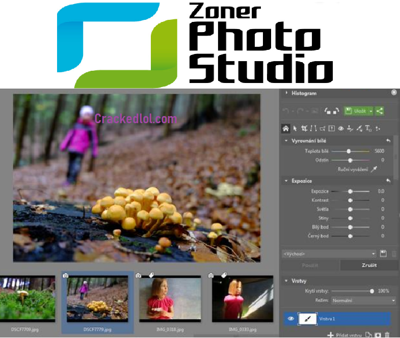 Zoner Photo Studio X 19.2004.2.254 Crack With Serial Key Download