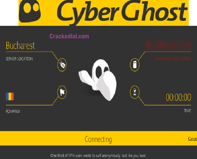 CyberGhost VPN Free Download