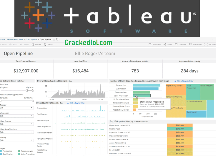 Tableau Desktop Free Download