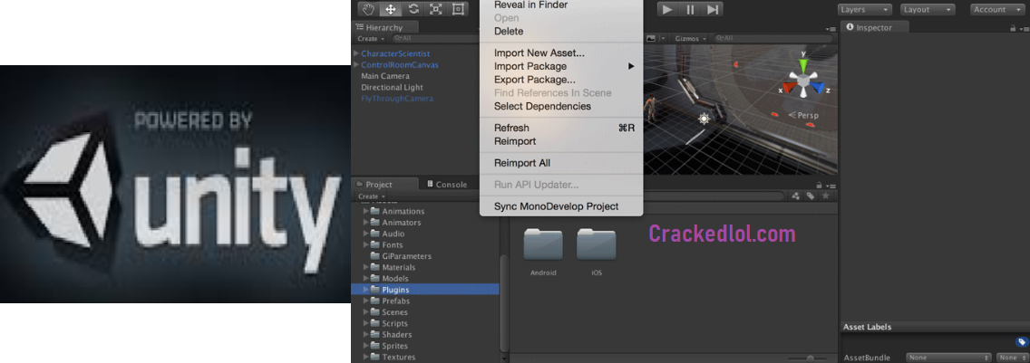 Unity Pro Crack 2019.4.2 With Serial Number Full [Latest Version]